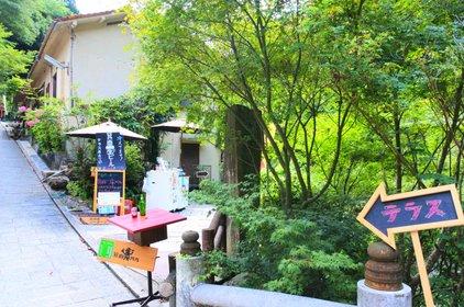 喫茶梅屋敷