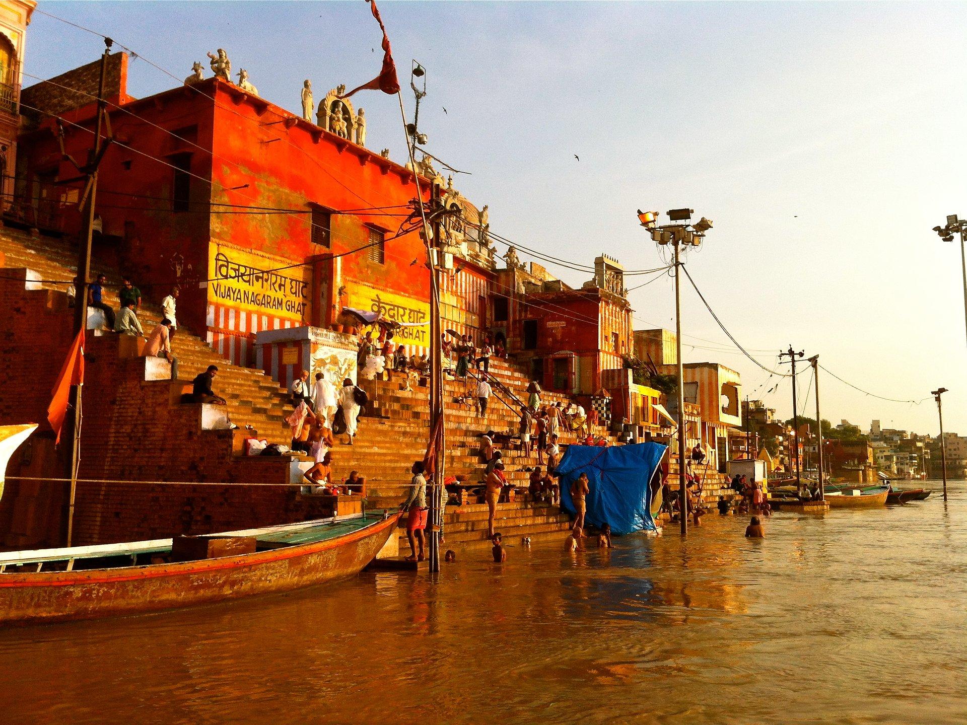 インドのバラナシでバックパック!おすすめスポット&宿やガンジス川の楽しみ方をご紹介♪