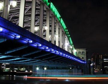 【写真好き必見】銀座、丸の内、有楽町の撮影スポット!長時間露光で写すTOKYOの乗り物!デートにも!