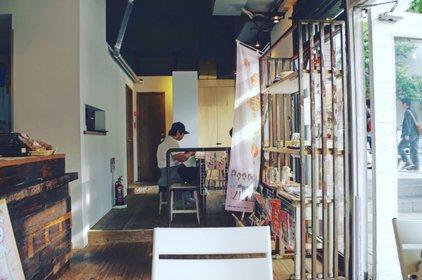 ミカサ カフェ