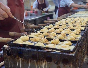 【姫路食べ歩きグルメ◎】1000円以内で楽しめる!目の前で焼いてくれる絶品グルメ!
