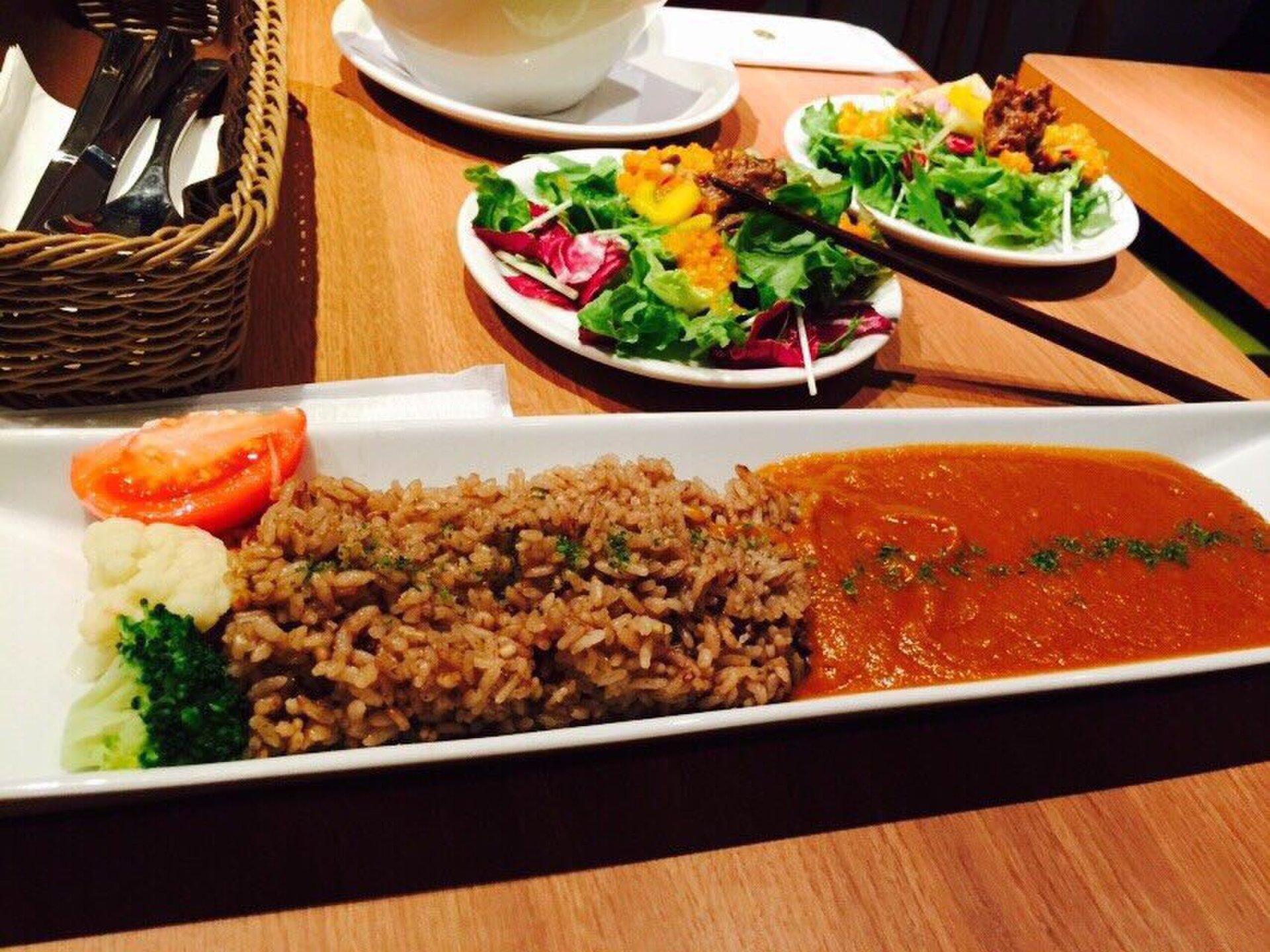 【女性・一人暮らしの方必見☆】恵比寿のコーソカフェに行っちゃえ!からだにいい食事をしよう♪