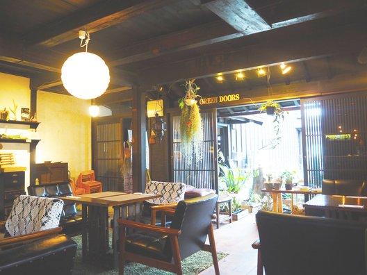 グリーンカフェ