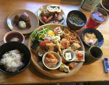 鶏と野菜のバイキングレストラン【農(みのり)】自然の中の隠れ家レストラン☆