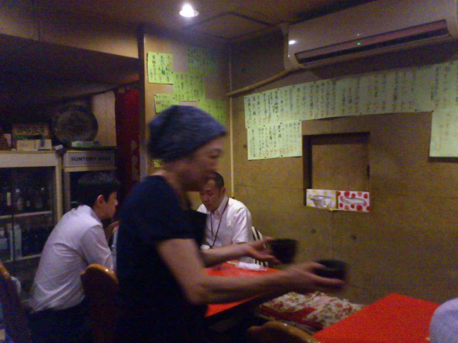 きたなシュラン!?西新宿のコスパ良し、味良し、おばちゃん良し、隠れ家な店でランチ