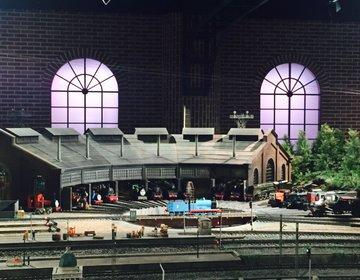 【トーマス好き必見】世界一のジオラマがある原鉄道模型博物館が期間限定でトーマス仕様【みなとみらい】