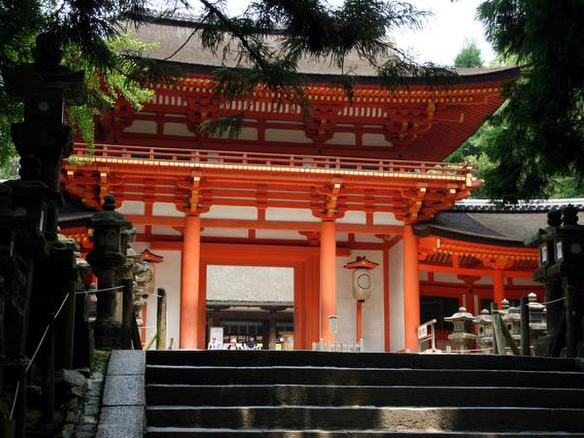 奈良にある最強パワースポット8選!女子旅やソロ活におすすめ