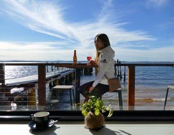 シドニー野生のイルカに遭遇?『リトルビーチハウス』3,000円以下で夏遊び❤︎ボートハウスバー