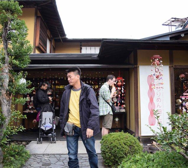 ちりめん細工館 (嵐山本店)