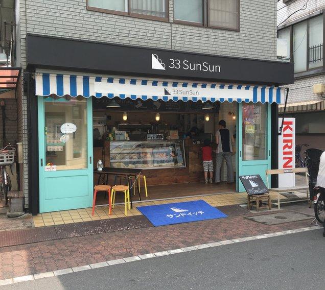 サンサン 仲宿店