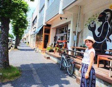 岡山出身が暴露しちゃう!問屋町はアンティークな雑貨やカフェが楽しめる穴場デートスポットです!