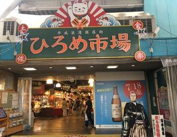 高知県の観光もグルメも!地元の方おすすめの堪能コース