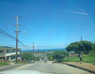 【ハワイ在住者が勧める】感動する穴場絶景ポイント!カイムキ近辺ドライブ