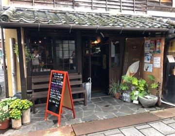 大分県日田市豆田町にある純日本風カフェでちょっと一息《なぎの風》