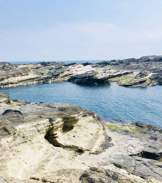 三浦半島城ヶ島海岸