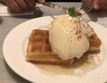 【銀座カフェ】スイーツを無性に食べたくなったら食べログ3.5のノアカフェ銀座店に行ってみよう!