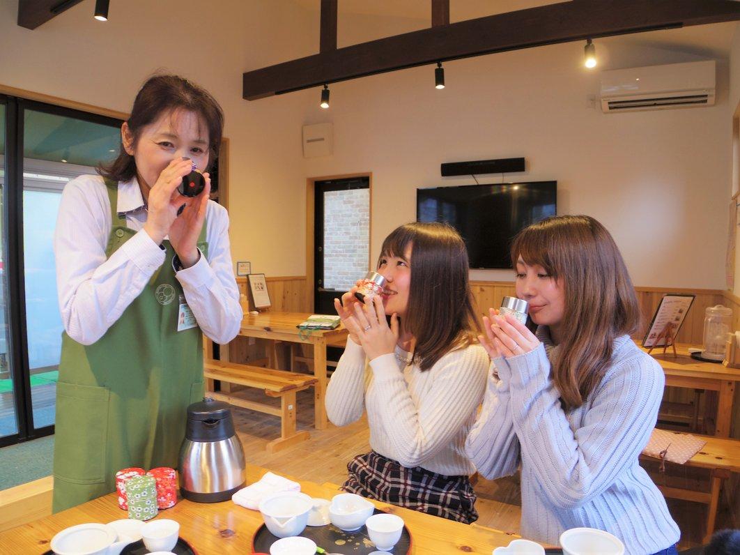 和束茶カフェ