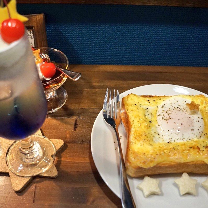 Andart 海と宇宙と鉱物とカフェ