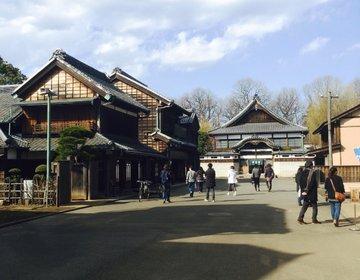 【東小金井】江戸たてもの園・人気のカレー・1日4000個売れたメロンパンなど充実デートプラン