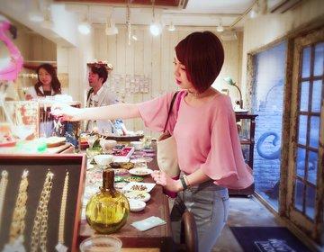 ニューオープン!原宿に可愛いオリジナルアクセサリーを作れるお店「ボックスチャーム」で製作♡