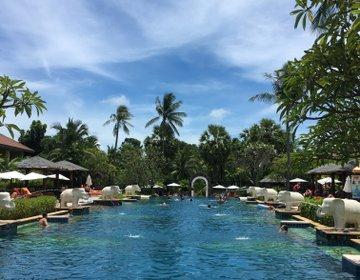 タイ・サムイ島ファミリー向けホテル★Bandara Resort&Spa