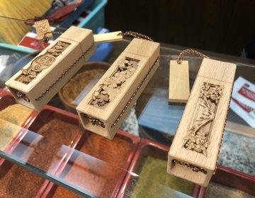 浅草仲見世おすすめお土産♡プレゼントに喜ばれる老舗・武蔵野彫り