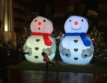 【キャナルシティ博多☆】デートやおでかけで見るクリスマスイルミネーションスポット☆
