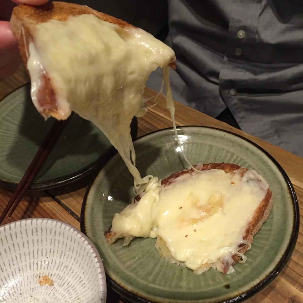 「もう行った?」都内にある、とろけるラクレットチーズ ...
