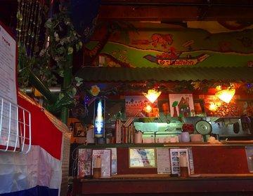 【500円絶品タイ料理ランチ】デザート付で激安!下北沢のディープな本格タイ料理店
