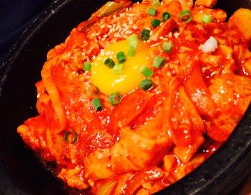 【ランチ】暑い日こそ食べたい!安くて満腹になれる大崎の韓国料理「チェゴヤ」