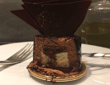 赤坂・日枝神社近く1,000円以下ケーキの美味しいカフェ♡『リベルターブル』