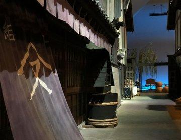 江戸フォトジェニックな世界にタイムスリップ!江戸深川資料館