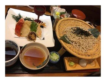 名古屋市 諏訪屋 天ぷらも美味しいお蕎麦屋さん