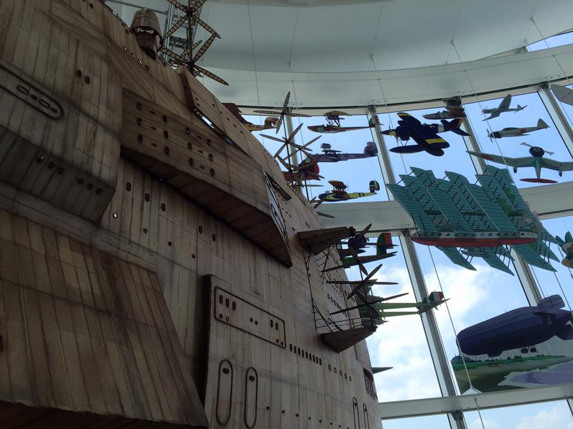 永遠の名作揃い この夏おすすめのジブリの大博覧会を堪能@六本木ヒルズ東京シティービュー