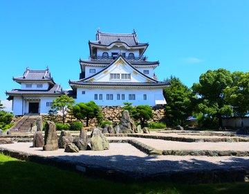 大阪一アツイ街!岸和田城とだんじり祭りを体感する旅!人気のジェラート屋さんも♪