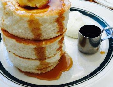 【自由ヶ丘で話題のパンケーキ】限定30食のgramパンケーキのぷるふわ感は感動モノだった!