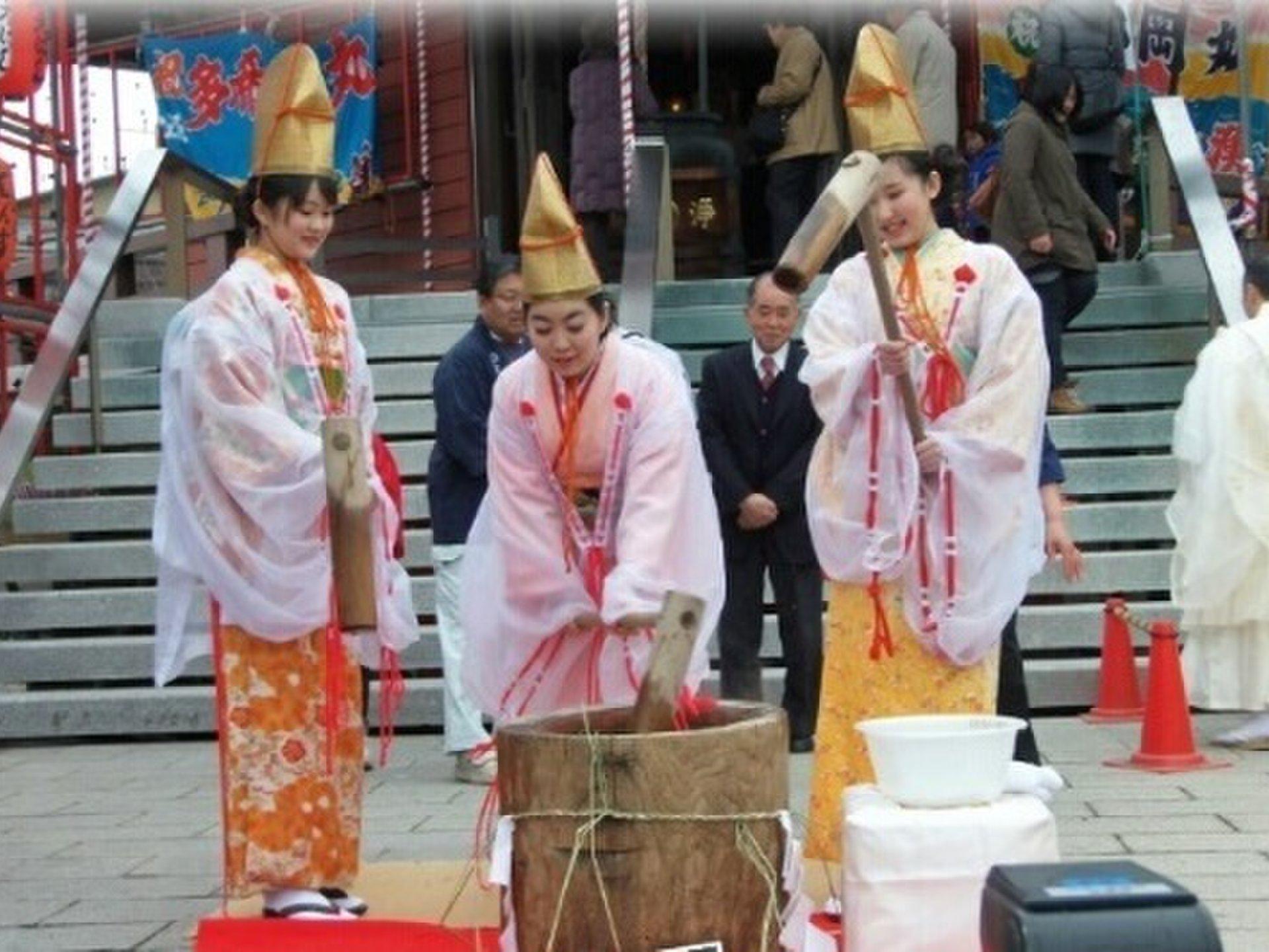 今日は本えびす!鎌倉・江の島七福神のひとつ、『本覚寺』に福をもらいに行こう♪