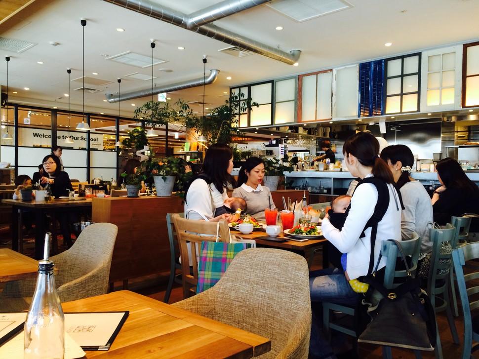 ロイヤル ガーデン カフェ 目白店の店舗情報 味 雰囲気 アクセス等