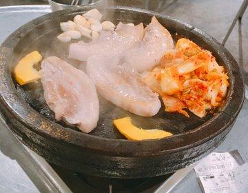 夏は辛い×豚肉が食べたい!韓国行かなくても浜松町「韓豚屋」で大満足。お盆も営業♪
