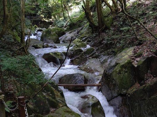 野河内渓谷