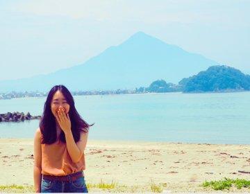 アジアいち綺麗な海!【福井県・高浜町の和田浜海水浴場】ブルーフラッグ獲得!今1番行きたい海はここ◎