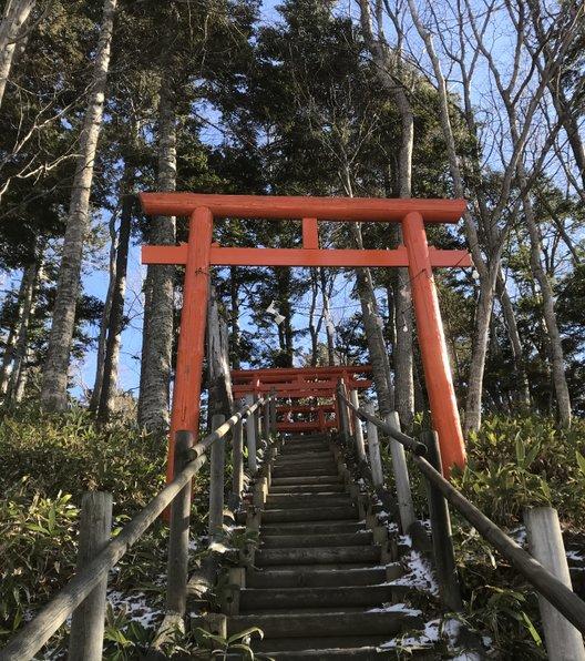 阿寒湖稲荷神社