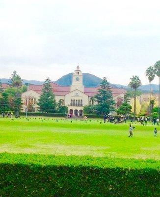 関西学院大学西宮上ケ原キャンパス
