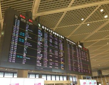 【成田空港から】空の便での発着陸自に☆朝マックとカフェ一休プラン☆