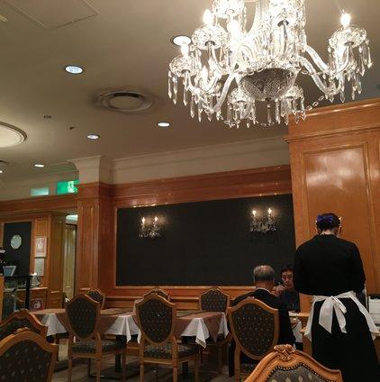 カフェ ドグレース (cafe de grace)