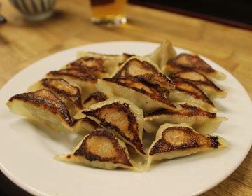 福岡中洲で食べログ高評価の一口餃子を堪能!〆はやっぱり博多ラーメンで!