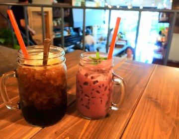 【福岡・天神】買い物の休憩に立ち寄りたい女性に嬉しいサービス付きなおしゃれカフェ♡