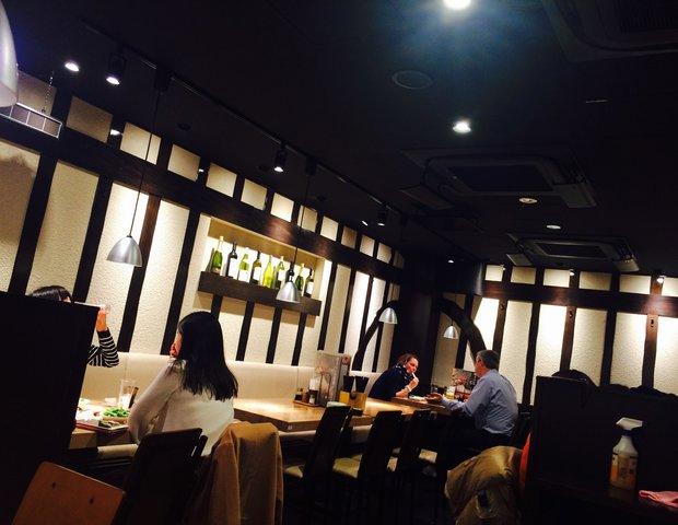 旬鮮酒場天狗 品川東口店