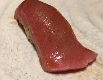 【十二颯】ヒルトン東京〜お寿司ランチ!江戸前寿司をカウンターで♡
