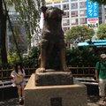 渋谷 ハチ公前広場